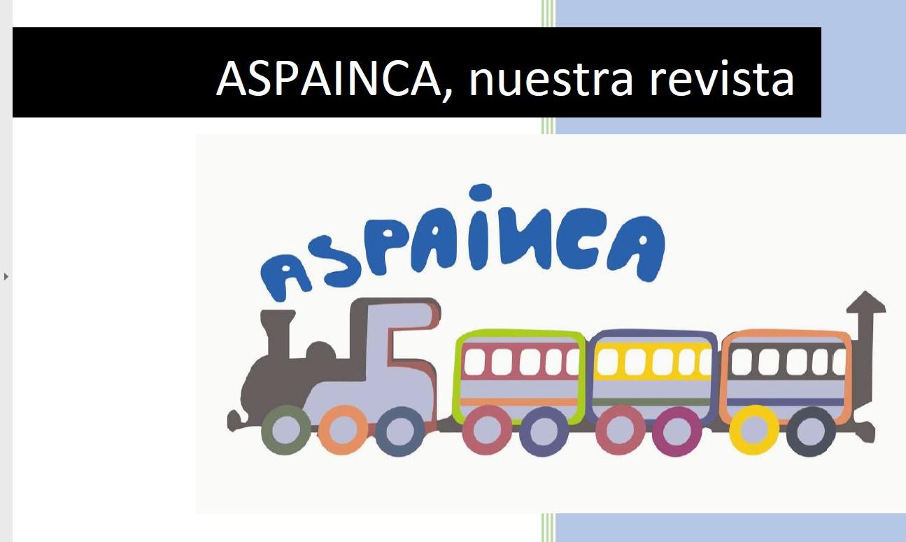 Aspainca, Nuestra Revista